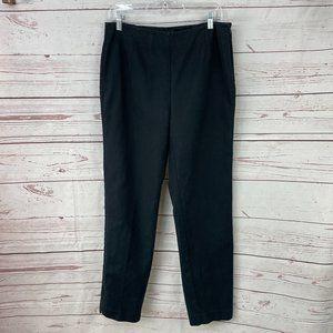 *3/$18*Gallia Moda Straight Leg Black Pants